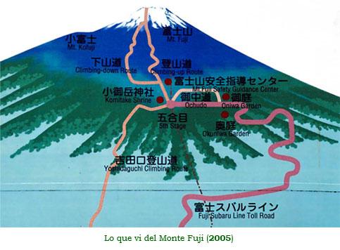Lo que vi del Monte Fuji (2005)