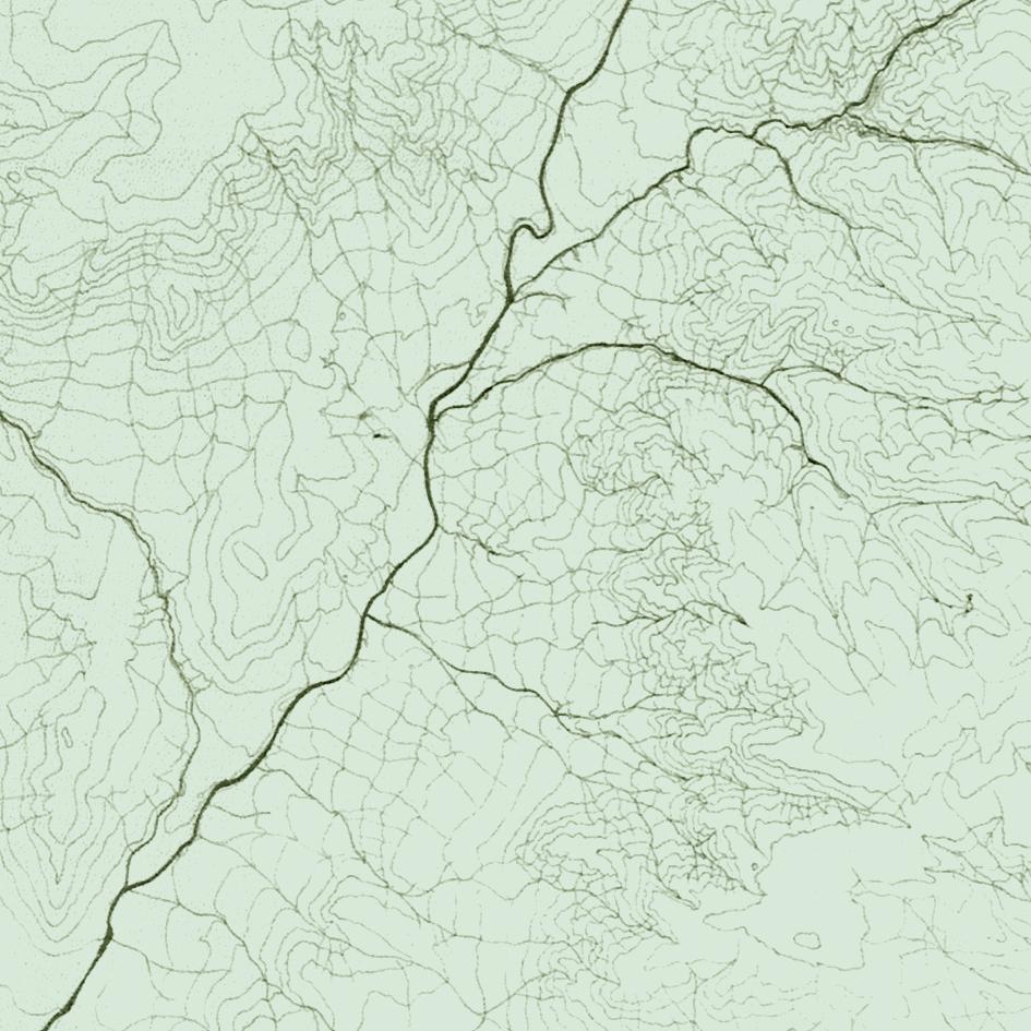 Reconstrucción de la altimetría e hidrología del Valnegral (Abroñigal) antes de la urbanización