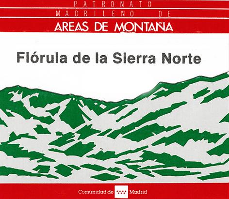 Flórula de la Sierra Norte de la Comunidad de Madrid